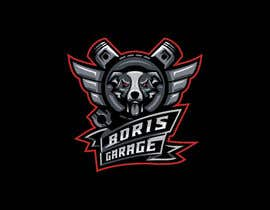 nº 53 pour Logo for BorisGarage par abatastudio