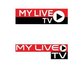 nº 45 pour Design an ORIGINAL logo for a web TV par kayumhosen71