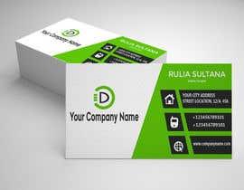 nº 1 pour Logo, Business card and corporate letterhead design par ruliasultana74