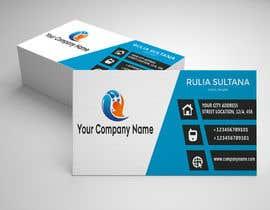 nº 5 pour Logo, Business card and corporate letterhead design par ruliasultana74