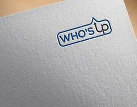 #230 untuk Who's Up: Design a Logo oleh Mukuldesign