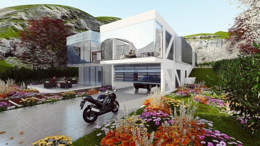 3d walk through modelling of house plans freelancer for 3d walk through house