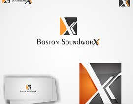 nº 83 pour Amazing Logo Design Needed for Boston Soundworx par syednaveedshah