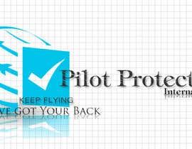 #1 para Design a Logo for Pilot Protection International (pilot group) por vo0yeame