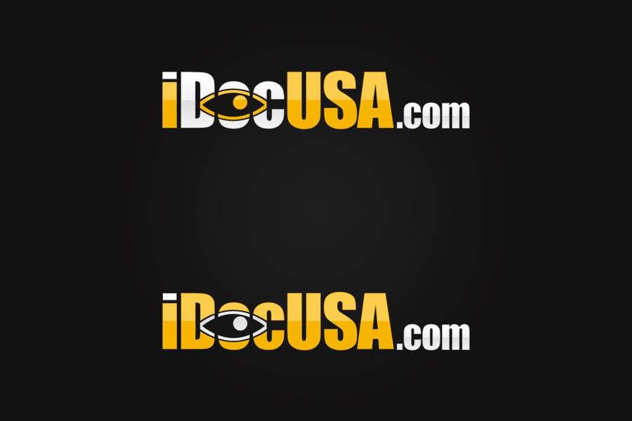Konkurrenceindlæg #                                        39                                      for                                         Logo Design for iDocUSA.com