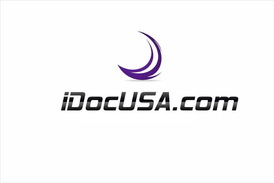 Penyertaan Peraduan #52 untuk Logo Design for iDocUSA.com