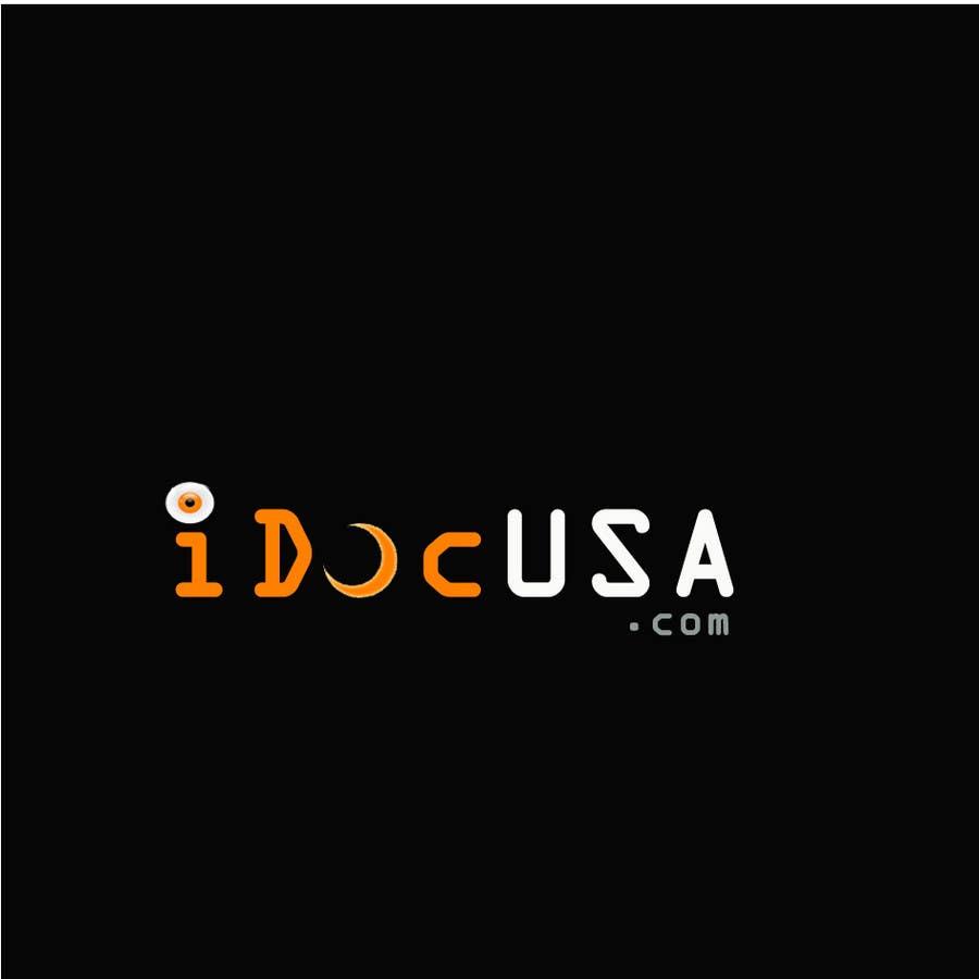 Konkurrenceindlæg #                                        55                                      for                                         Logo Design for iDocUSA.com