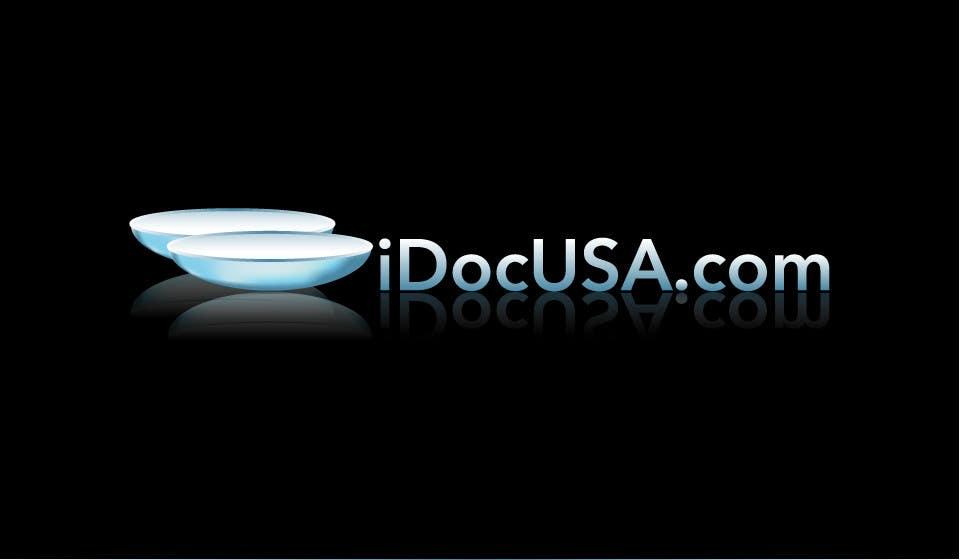 Konkurrenceindlæg #                                        43                                      for                                         Logo Design for iDocUSA.com