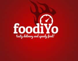 #37 para Design a Logo for Foodiyo por ELECTRONICDESING