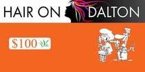 Graphic Design Zgłoszenie na Konkurs #14 do konkursu o nazwie Stationery Design for HAIR ON DALTON