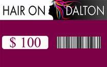 Graphic Design Zgłoszenie na Konkurs #5 do konkursu o nazwie Stationery Design for HAIR ON DALTON