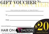 Proposta di Graphic Design in concorso #88 per Stationery Design for HAIR ON DALTON