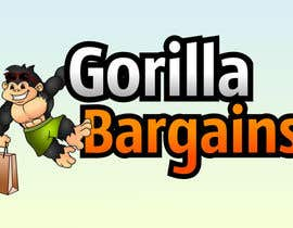 #31 for Logo Design for Gorilla Bargains af GreenAndWhite