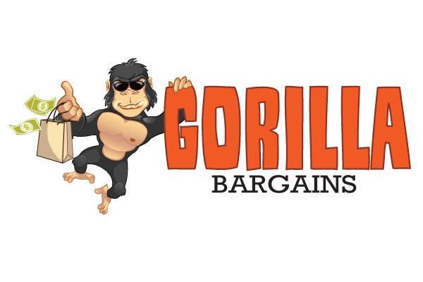 Proposition n°41 du concours Logo Design for Gorilla Bargains