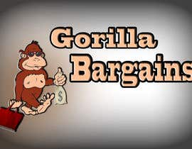 #50 cho Logo Design for Gorilla Bargains bởi Dumindu1992