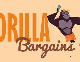 #37 cho Logo Design for Gorilla Bargains bởi vincgraph