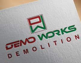 #118 for Design a Construction Demolition Logo af arafatsarder786