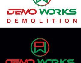 #119 for Design a Construction Demolition Logo af arafatsarder786