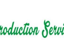 #5 for Design a Logo for Production service company af irhamShaik011