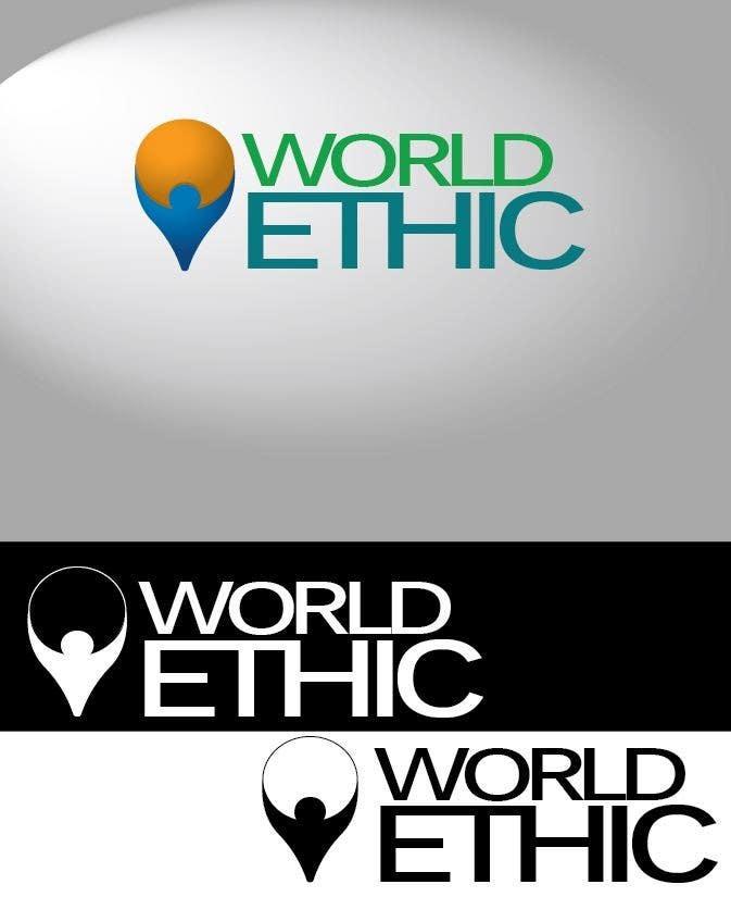Inscrição nº                                         259                                      do Concurso para                                         Logo Design for World Ethic
