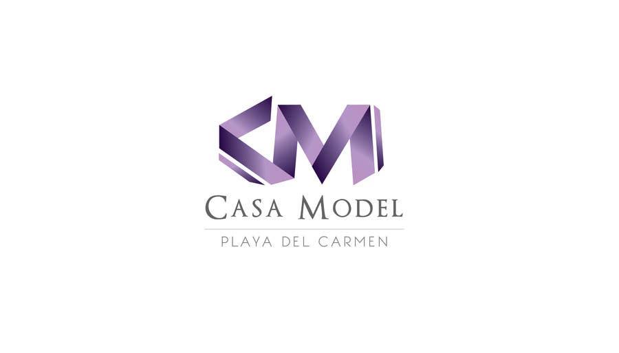 Kilpailutyö #71 kilpailussa Logo Design for Casa Model Luxury Home rental/Hotel