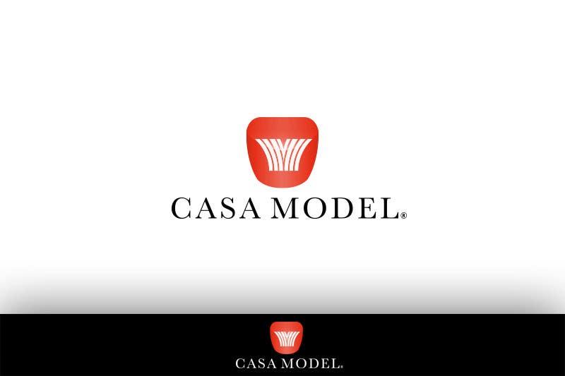 Konkurrenceindlæg #230 for Logo Design for Casa Model Luxury Home rental/Hotel