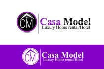Graphic Design Kilpailutyö #167 kilpailuun Logo Design for Casa Model Luxury Home rental/Hotel