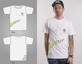 nº 32 pour T-shirt Design for customer par WebofPixels