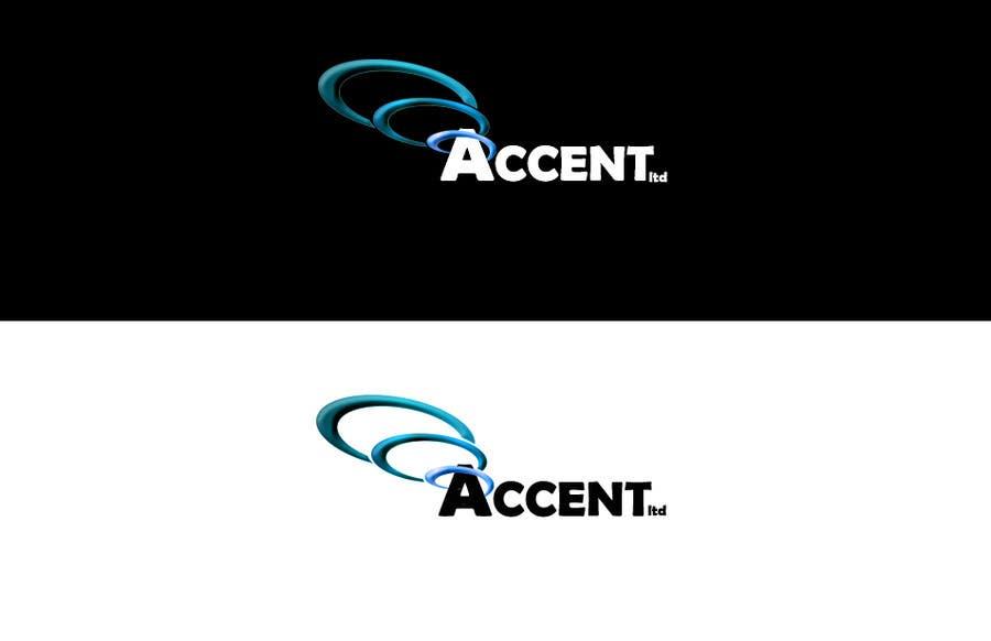 Bài tham dự cuộc thi #                                        155                                      cho                                         Logo Design for Accent, Ltd
