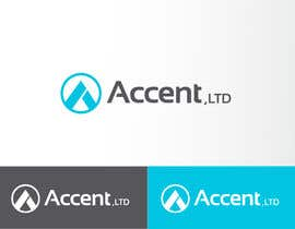 #82 untuk Logo Design for Accent, Ltd oleh BrandCreativ3