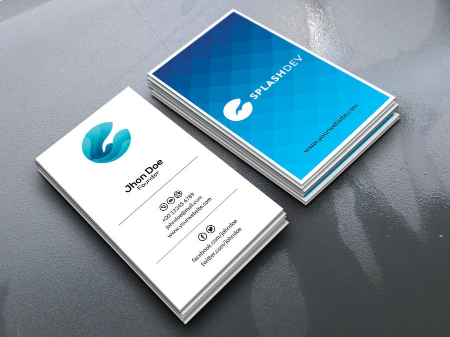 Entry #70 by mehfuz780 for Create Business Cards and Stationery ...
