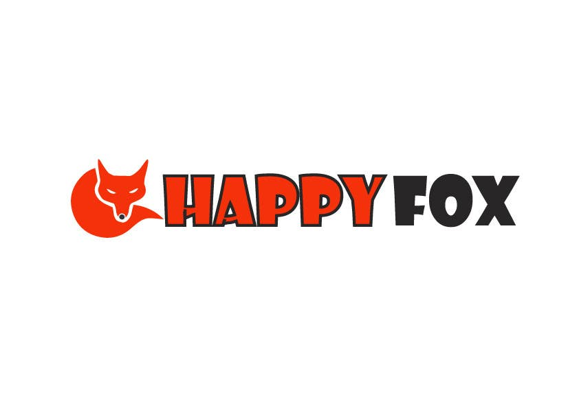 Entry #87 by salmanabu for Happy Fox Logo | Freelancer