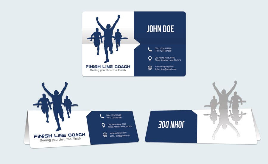 #193 for Design an innovative die cut business card! by ruzenmhj