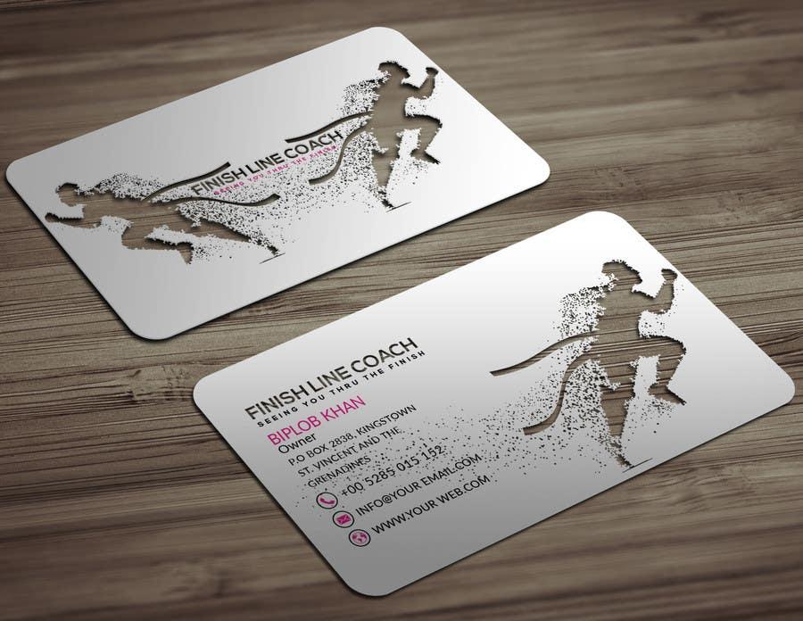 #211 for Design an innovative die cut business card! by Aliakbarbiplob