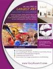 Graphic Design Inscrição do Concurso Nº15 para Flyer Design for Very Nice Art Pte Ltd (veryniceart.com)