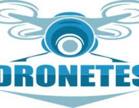 #25 para Diseñar un logotipo tienda drones fpv de josetejada