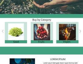 #49 untuk Design a Website Mockup oleh lobar08