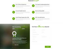 #41 untuk Design a Website Mockup oleh heyneverfounded