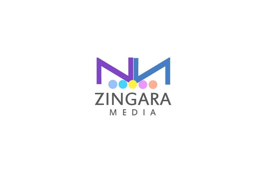 #35 for Logo Design for Zingara Media by succinct