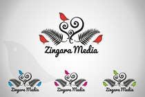 Contest Entry #195 for Logo Design for Zingara Media