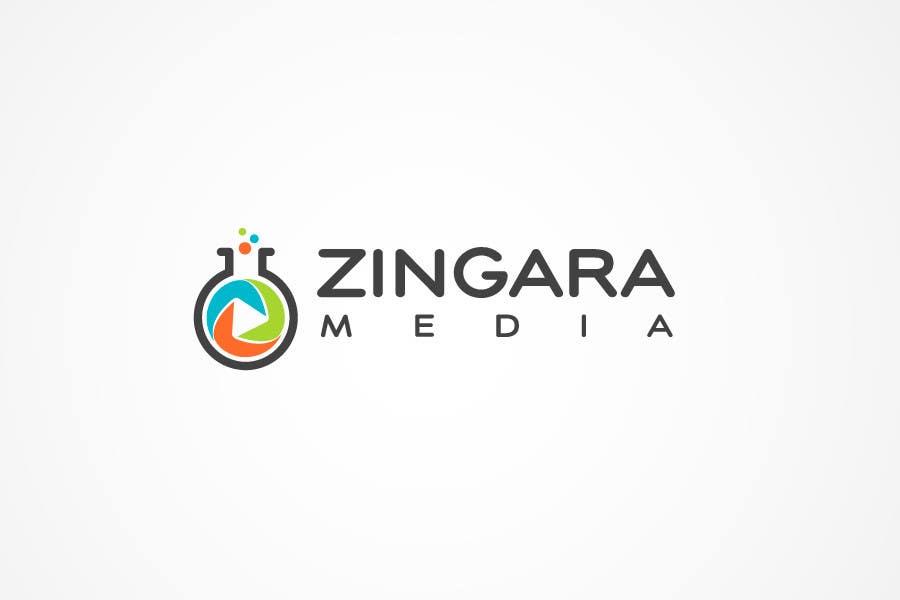 #125 for Logo Design for Zingara Media by BrandCreativ3