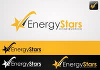 Contest Entry #185 for Logo Design for Energy Stars Construction
