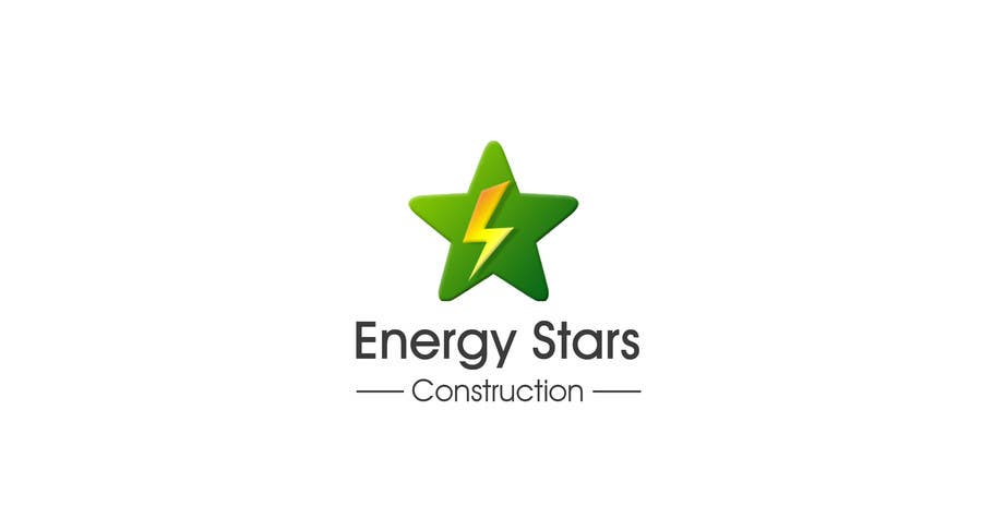 #191 for Logo Design for Energy Stars Construction by tanuja226