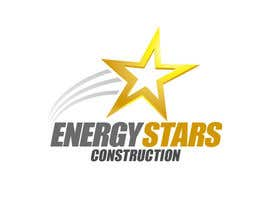 #232 para Logo Design for Energy Stars Construction por logoarts
