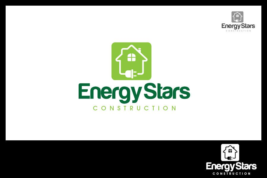 #262 for Logo Design for Energy Stars Construction by iffikhan