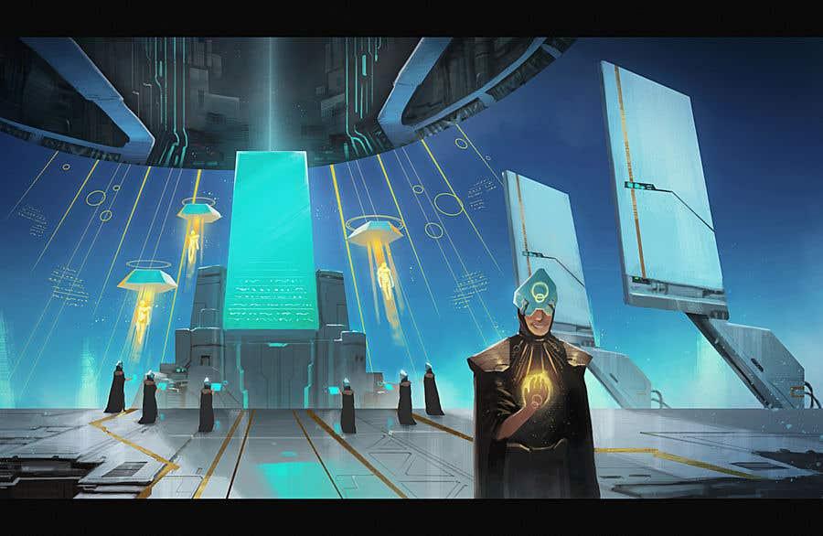 Concept Scifi Art