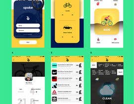 #18 for I need some Graphic Design/UX/UI for a mobile app by razer12