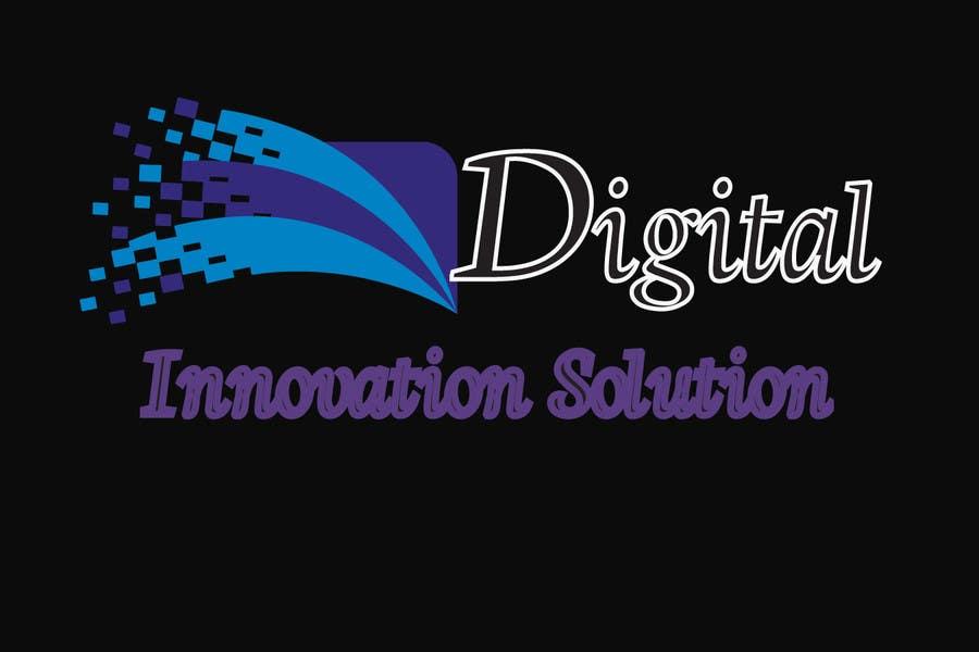 Bài tham dự cuộc thi #56 cho Logo Design for Digital Innovation Solutions