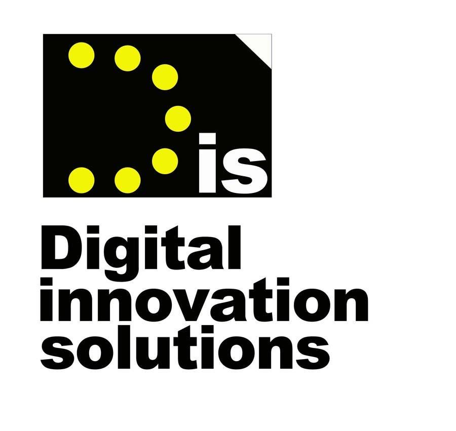 Bài tham dự cuộc thi #246 cho Logo Design for Digital Innovation Solutions