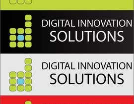#254 cho Logo Design for Digital Innovation Solutions bởi sagarbarkat